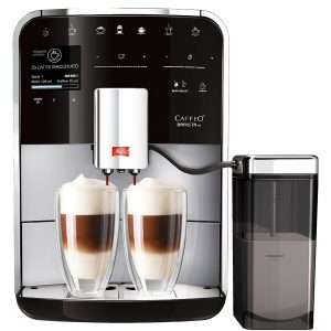 Melitta Barista TS Best bean to cup coffee machine